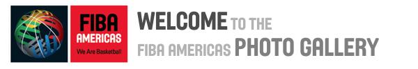 FIBA Americas PhotoShelter