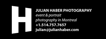 Julian Haber - Event & Portrait Photographer