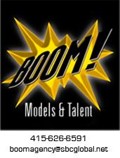 Boom! Models & Talent