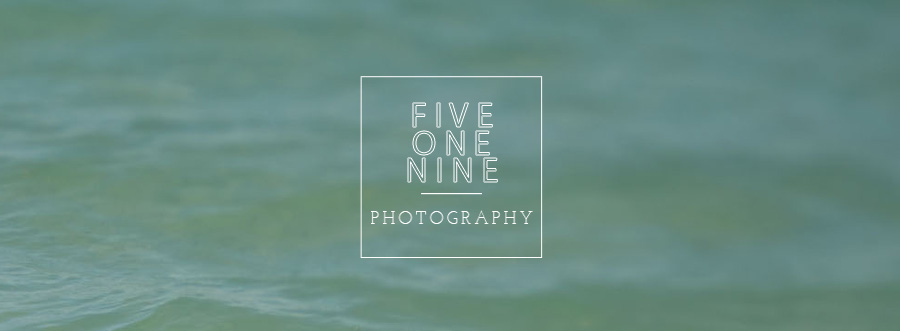 five|one|nine photography