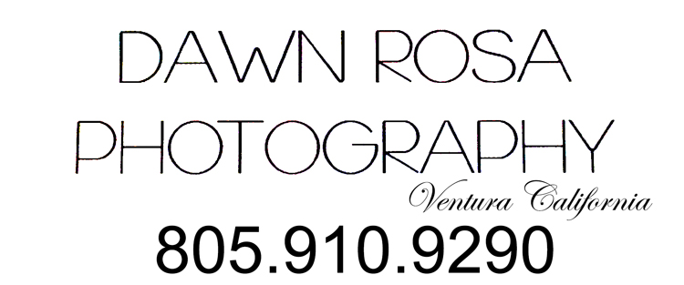 Dawn Rosa Photography 805.910.9290