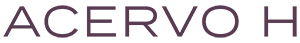 Logotipo de Acervo H