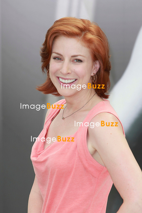 """Diane Neal poses at the photocall for 'Law & Order: Special Victims Unit', New York Unité Spéciale """" during the 52nd Monte Carlo TV Festival on June 11, 2012 - Monte-Carlo, Monaco."""