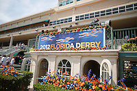 Random scenes from Florida Derby Day at Gulfstream Park. Hallandale Beach, Florida. 03-31-2012 Arron Haggart / Eclipse Sportswire