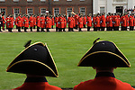 CHELSEA PENSIONERS FOUNDERS DAY PARADE LONDON and GARDEN PARTY
