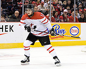 Brett Sonne (Canada - 12) - Team Canada defeated the Czech Republic 8-1 on the evening of Friday, December 26, 2008, at Scotiabank Place in Kanata (Ottawa), Ontario during the 2009 World Juniors U20 Championship.