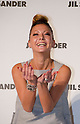 October 25th, 2011: Tokyo, Japan – Japanese model Anna Tsuchiya poses for pictures during Japan Premiere of I AM LOVE / Jil Sander Fashion Show Spring/Summer 2012 in the National Art Center Tokyo. (Photo by Yumeto Yamazaki/AFLO)
