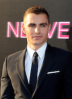 "NEW YORK, NY - July 12: Dave Franco attends the World premiere of ""Nerve"" at the SVA Theater on July 12, 2016 in New York City.Credit: John Palmer/MediaPunch"