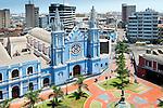 Lima, Peru, Iglesia La Recoleta, Plaza Francia, 18th Century, Neo-Gothic