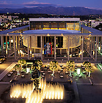 The Music  Center in downtown Los Angeles