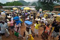 Bridge Over Volta River at Akosombo