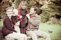 Thorvaldsdottir Family Portraits | San Francisco Botanical Garden Golden Gate Park