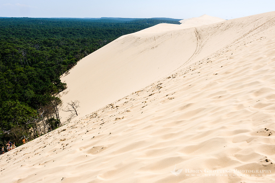 La Teste-de-Buch France  City new picture : France, La Teste de Buch, Arcachon Bay. Dune du Pilat, the tallest ...