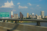 Memphis Tennessee - Memphis skyline