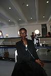 Mercedes-Benz New York Fashion Week Autumn/Winter 2013 - Backstage Porsche Designs Presentation Held at Center 548, NY  2/9/13