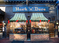 Hawk and Dove  Pennsylvania SE Washington DC