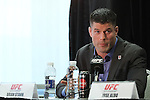 October 5, 2011: UFC 136 Final Press Conference