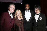 Hollywood, CA - February 19: Michele Elyzabeth, Otis Stokes and At 3rd Annual Hollywood Beauty Awards_Inside, At Avalon Hollywood In California on February 19, 2017. Credit: Faye Sadou/MediaPunch