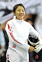 Narumi Kurosu (JPN), OCTOBER 30, 2011 - Modern Pentathlon : The 2nd All Japan Women's Modern Pentathlon Championships epee fencing at JSDF Physical Training School, Saitama, Japan. (Photo by YUTAKA/AFLO SPORT) [1040]