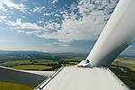 David Jozefy, Chodov, Czech Republic. A true guru of the Czech wind energy industry, David Jozefy has been involved in the industry for the last 20 years. He probably knows the story behind every windmill in the country. He is a consultant, owner and developer of wind energy and is currently working on several projects all that were approved before the clean energy freeze currently underway in the Czech Republic. He believes that to change the energy system it needs to come from a government level and that the Czech national plans have to coincide with the promises being made at an EU level.