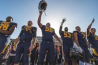 Cal Bears vs Washington State Cougars, October 3, 2015