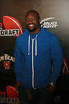 Davin Meggett Attends ESPN The Magazine Presents the Ninth Annual Pre-Draft Party at The Waterfront,   NY  4/25/12