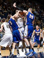 California Golden Bears vs UC Santa Barbara Gauchos December 19 2011