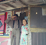 Margaret's Grocery Store is now a shrine to Rev. Dennis and Miss Margaret. For over 20 years they welcomed travelers from all over the world to share their beliefs and artistic vision. The Mississippi Folk Art Foundation has been established to help preserve this important folk art creation.To help contact suzisnaps@aol.com