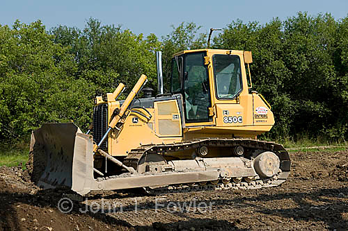Heavy Equipment Shelters : Heavy construction equipment john fowler