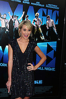 "LOS ANGELES - JUN 24:  Chelsea Kane arrives at the ""Magic Mike"" LAFF Premiere at Regal Cinema at LA Live on June 24, 2012 in Los Angeles, CA"