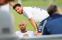 Copa America, Argentina Training, June 22, 2016