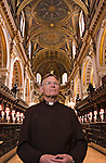 Vicar in St Paul's Cathedral, London