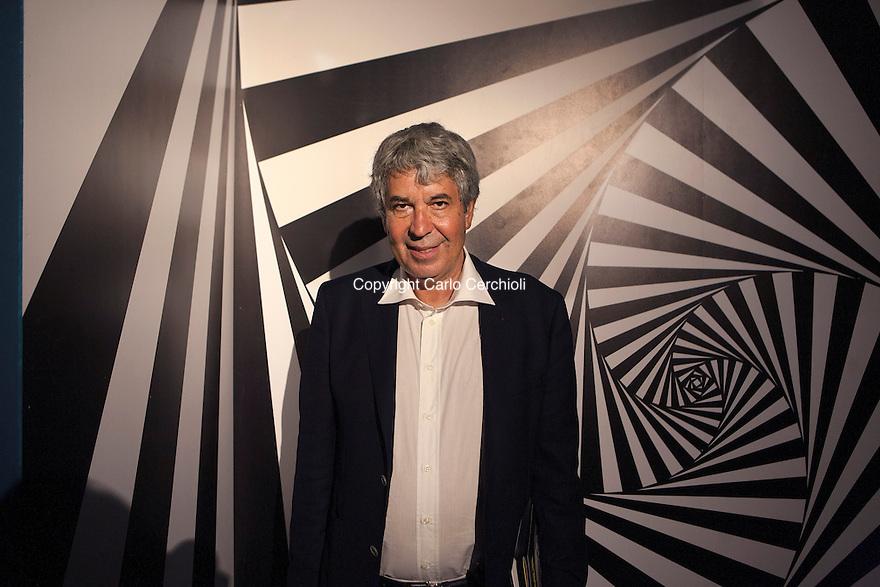 Federico Giudiceandrea, Escher collector