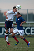 USA Men U-17 vs France December 01 2011