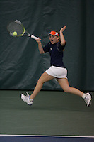 Virginia Cavalier men's and women's Tennis at the University of Virginia in Charlottesville, VA. Photo/Andrew Shurtleff.
