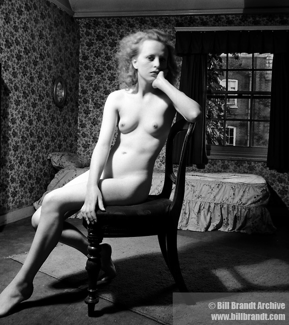 Nude, Hampstead, 1945
