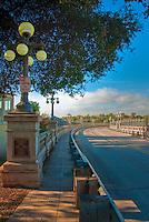 Pasadena, CA, Colorado, Street, Bridge, historic, concrete, arch, bridge, Vertical