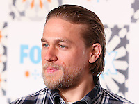 WEST HOLLYWOOD, CA, USA - JULY 20: Actor Charlie Hunnam arrives at the FOX Summer 2014 TCA All-Star Party held at the Soho House on July 20, 2014 in West Hollywood, California, United States. (Photo by Xavier Collin/Celebrity Monitor)