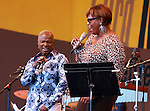 Angelique Kidjo and Diana Reeves