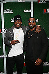 "Dallas Cowboys Dez Bryant and Guest Attend Airbnb & Roc Nation Sports ""Roc Nation Sports Celebration"" Held at The 40/40 Club NY"