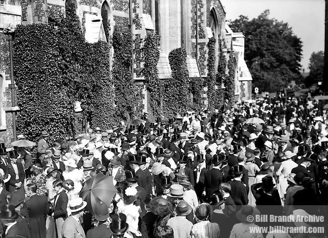 Harrow celebrations 1930s