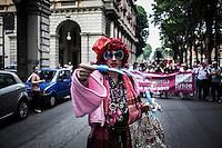 Turin, Italy, 2013/06/08<br /> Gay Pride
