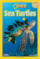 National Geographic KIDS Sea Turtles, book cover use, USA, Image ID: Green-Sea-Turtle-0100-V