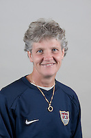 Pia Sundhage.USA Women head shots.