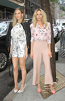 NEW YORK, NY-June 29: Erin Foster , Sara Foster at Today Show  to talk about new season of Barely Famous VH1 in New York. NY June 29, 2016. Credit:RW/MediaPunch