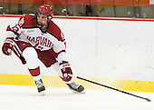 Tommy O'Regan (Harvard - 13) - The Harvard University Crimson defeated the visiting Brown University Bears 3-2 on Friday, November 2, 2012, at the Bright Hockey Center in Boston, Massachusetts.