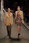 New York Mercedes-Benz Fashion Week Spring 2012 - Custo Barcelona - Runway New York City, USA -  9/11/11