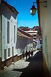 Calle Potosi_Sucre_Bolivia