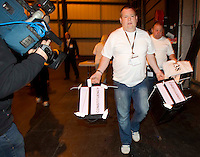 5/5/11 Election count at SECC