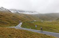 Passo dello Stelvio, from Bormio